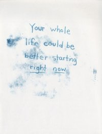 Monoprint: Your whole life could be better starting right now